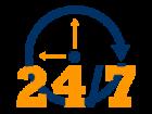 24-7 Availability - Web and Mobile Application Development Company - www.etechtics.com