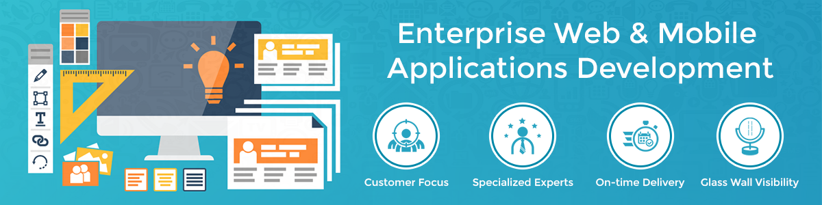 Enterprise Applications Development Company – About Techtics