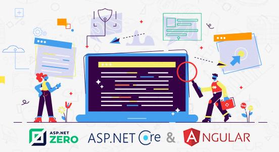 ASP.Net Zero Application Development Services - Hire ASP.Net Zero and Angular Developers