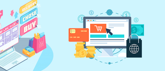 Ecommerce Business Software Solutions and Online Shopping Cart System - Techtics