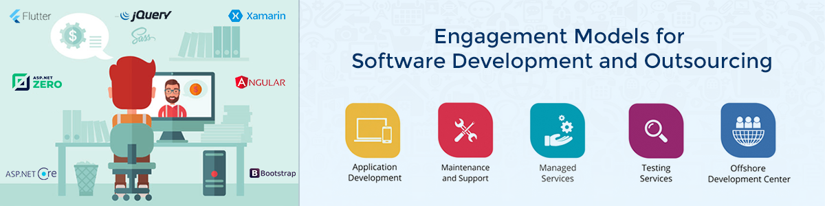 Engagement Models for Software Development and Outsourcing