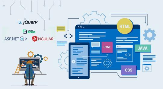 Hire Angular Developers for Angular Application Development - Techtics