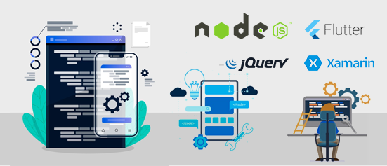 Node.js application development services - Techtics